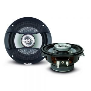 """CALCDS10G Caliber 4"""" 2-Way Coaxial Speakerset with Grills Main Image"""