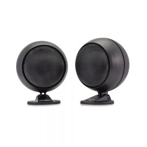 CALCSB7 Caliber 2-way Sphere Speakers with Mounting Feet Main Image