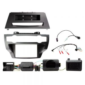 BMW X5 & X6 Audio Fitting Kit Non-Amplified Vehicles