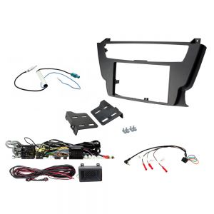 BMW 3 & 4 Series Audio Fitting Kit Non-Amplified Vehicles