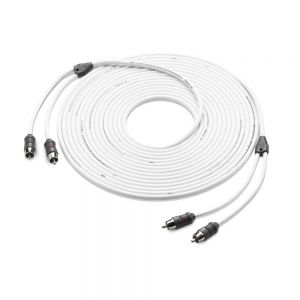 JLM-XMD-WHTAIC2-25 JL Audio 2 Channel Interconnect Cable - 25 ft Main Image