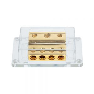 Celsus Ground Distribution Block 0 & 4AWG To 4AWG